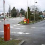 Contrôle d'accès et barrière automatique